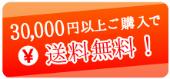 30000円以上お買い上げの方送料無料
